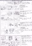 OH: Storyboarding SIREN by PassiveIre
