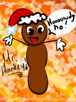 Mr. Hankey the XMas Poo 8D by ami2414