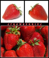 strawberries by zippo-cro