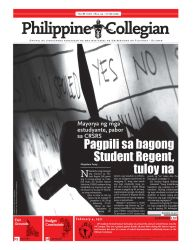 Philippine Collegian issue 24 by kule-0809