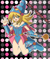 Dark Magician Girl by Caro-XY