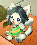 HOI!! temmie needs good home (request by veronica) by chacrawarrior