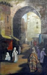the-market-in-Morocco by moayedbass