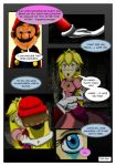 She Was Worried remake Pg.2 by bluespartan10
