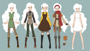 Beta clothes by Hapuriainen