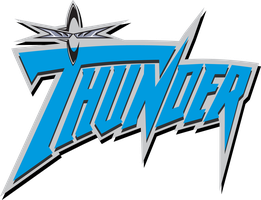 WCW Thunder Logo by B1ueChr1s