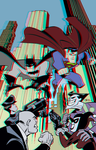 World's Finest in 3D by xmancyclops