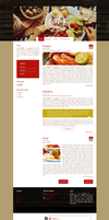 Blogspot template Kulinarny by stupid-owl