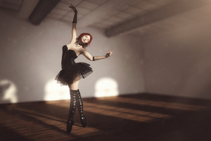 [DAZ3D] - Ballerina by PSK-Photo