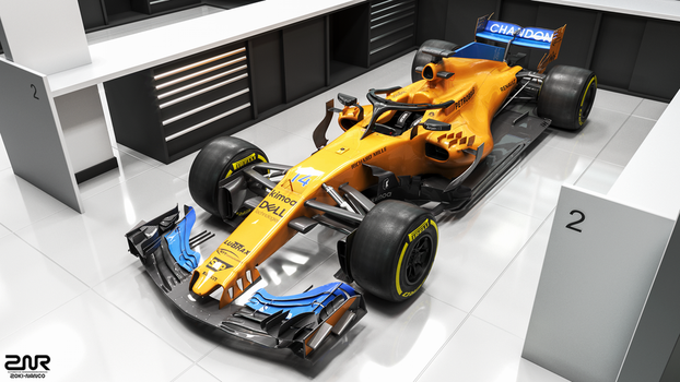 McLaren MCL33 by nancorocks