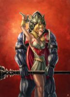Hordak She-ra by cric