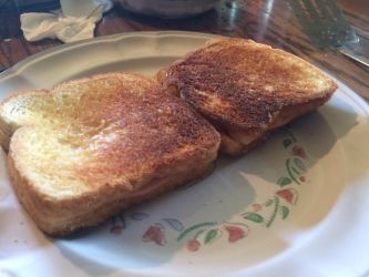 I've made grilled turkey and cheese sandwiches by Callewis2
