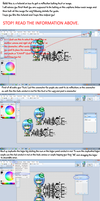Reflecting Image Tutorial by PikachuTheMonster