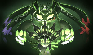 Zygarde by lucent-tale