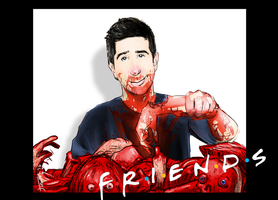 Ross, the largest Friend. by JimothyG