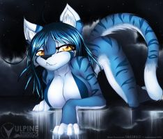 Moonlit Felicia 2 by tailsrulz