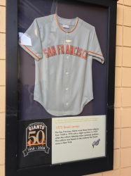 Throwback style: San Francisco Giants 1973 Road! by sfgiants58