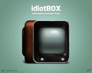 idiotbox icon by JOMMANS