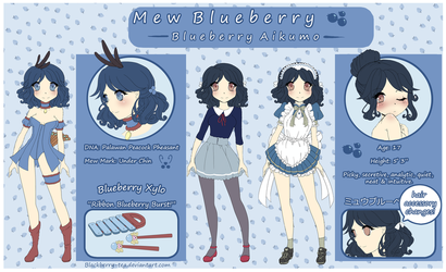 Mew Blueberry Reference Sheet by blackberry-tea