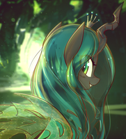 Chrysalis by mirroredsea