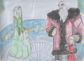 ROTG-Meeting the Norths-ROTG by X-Miss-Valerie-X