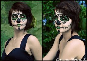 Sugar Skull- Mel by lmgphotography