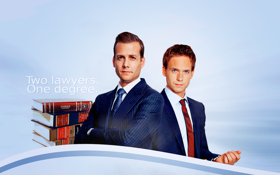 Two lawyers. One degree. by mummy16