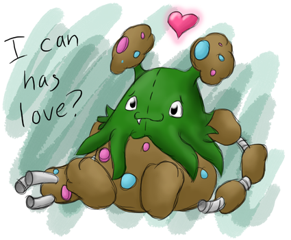 KAWAII DESU GARBODOR by IceyLatias