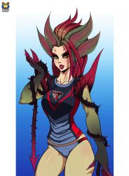 Zyra by Kyoffie12