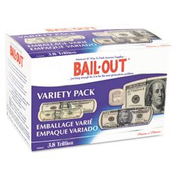 Obama Brand Bail-Outs by pippin1178