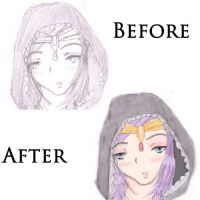 A New way of coloring by DriRose