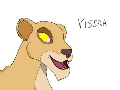 Visera test for my new tablet by redwolf2005