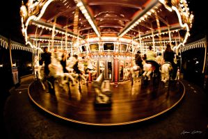 Carousel 1 by AndrewZissou