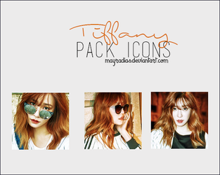 Tiffany - Icons by mayradias