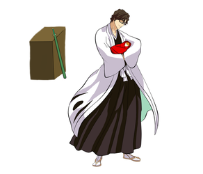 Aizen's Distraction Colour by Loona-Cry