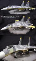 Yellow 13 from Ace Combat 04 by shadowvfx