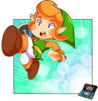 Upcoming Zelda 3DS by LMSR