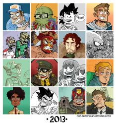 2013 in art by cool-slayer