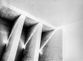 Concrete and Light #2 by Roger-Wilco-66