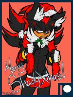 Merry ShadyChristmas! by Mimy92Sonadow