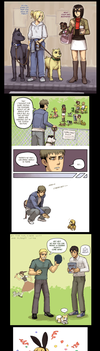 SnK dog bonus 2 by emlan