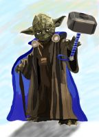 yoda Is Worthy by daylover1313