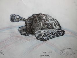 Think Tank (2nd draft) by MorXn