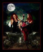 Sisters of the Night by CelestialDreams22