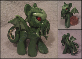 My Little Great Old One (Cthulhu) by Z113