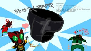 Black RX Diaper by RiderB0y