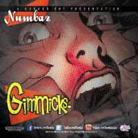 Numbaz-Gimmicks. Cover by Numbaz