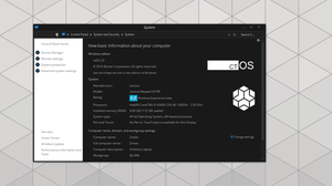 ctOS System on Windows by Craclor