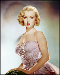 Marilyn Colorize by Ainhel