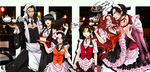Op Oc. Portgas D. Family. Oppen cafe collab. by HatoChan19